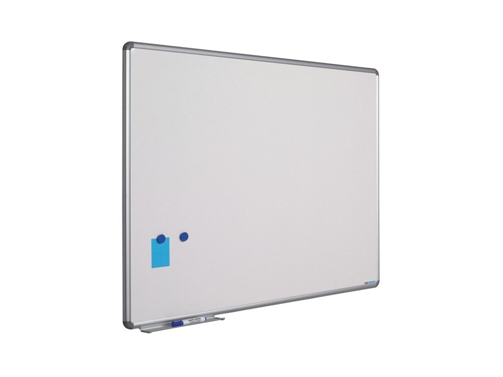Tabule Design - 120×180 cm - bílá, keramická