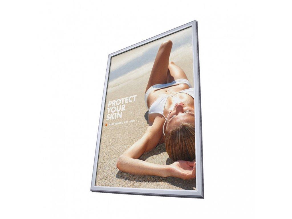 Plakátový rám do výlohy