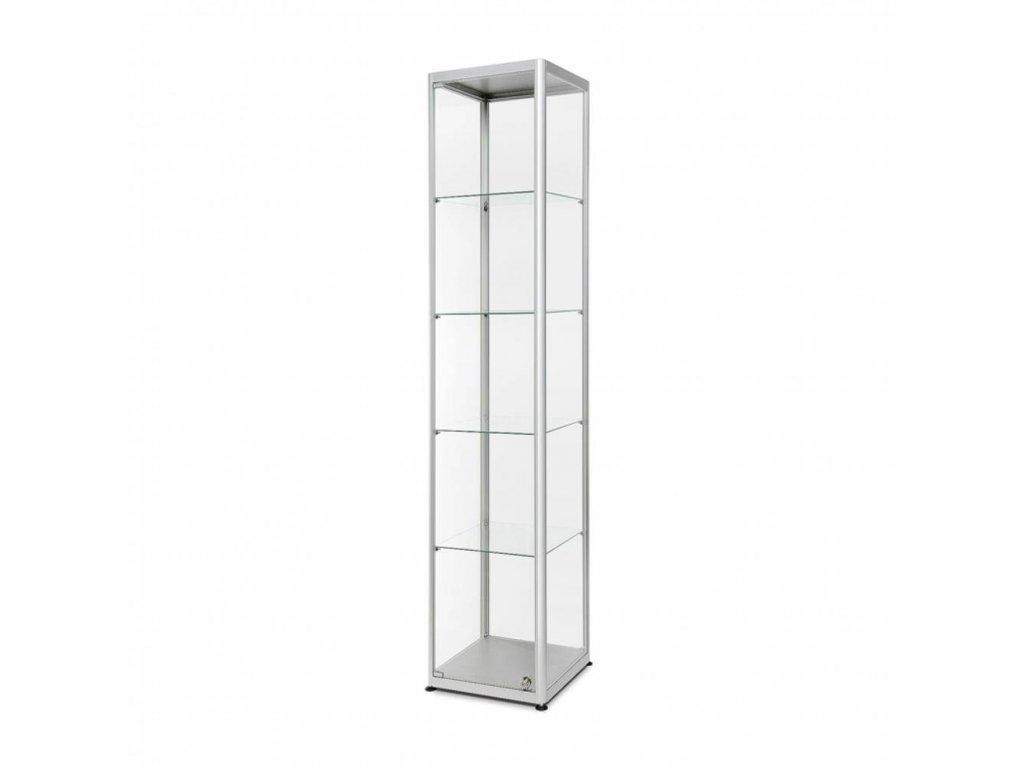 Skleněná prodejní vitrína - VR2-400
