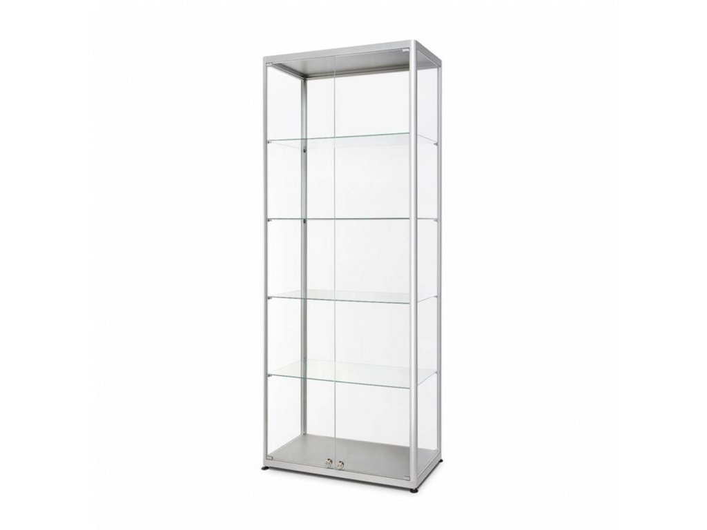 Skleněná prodejní vitrína - VR2-800F