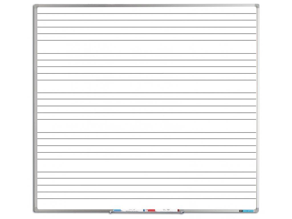 Tabule Softline - 100×200 cm - notová osnova