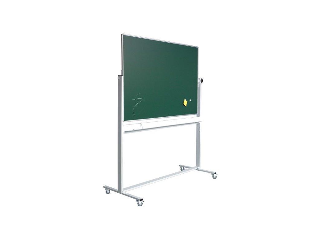 Otočná tabule - keramická, zelená