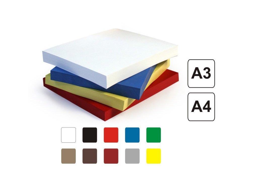 Obálky Alfa K Delta - barvy