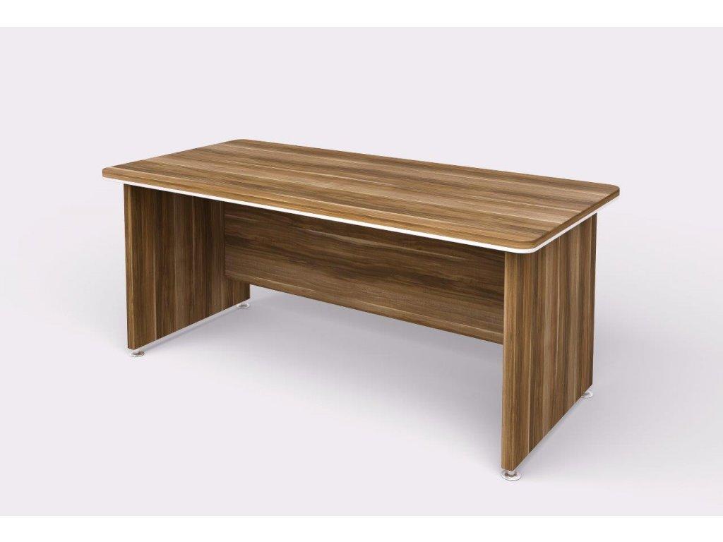 Psací stůl Wels, 180×85×76,2 cm – rovný