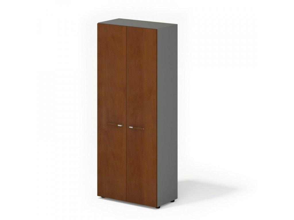 Šatní skříň Wels – 79,8×40,4×196,5 cm