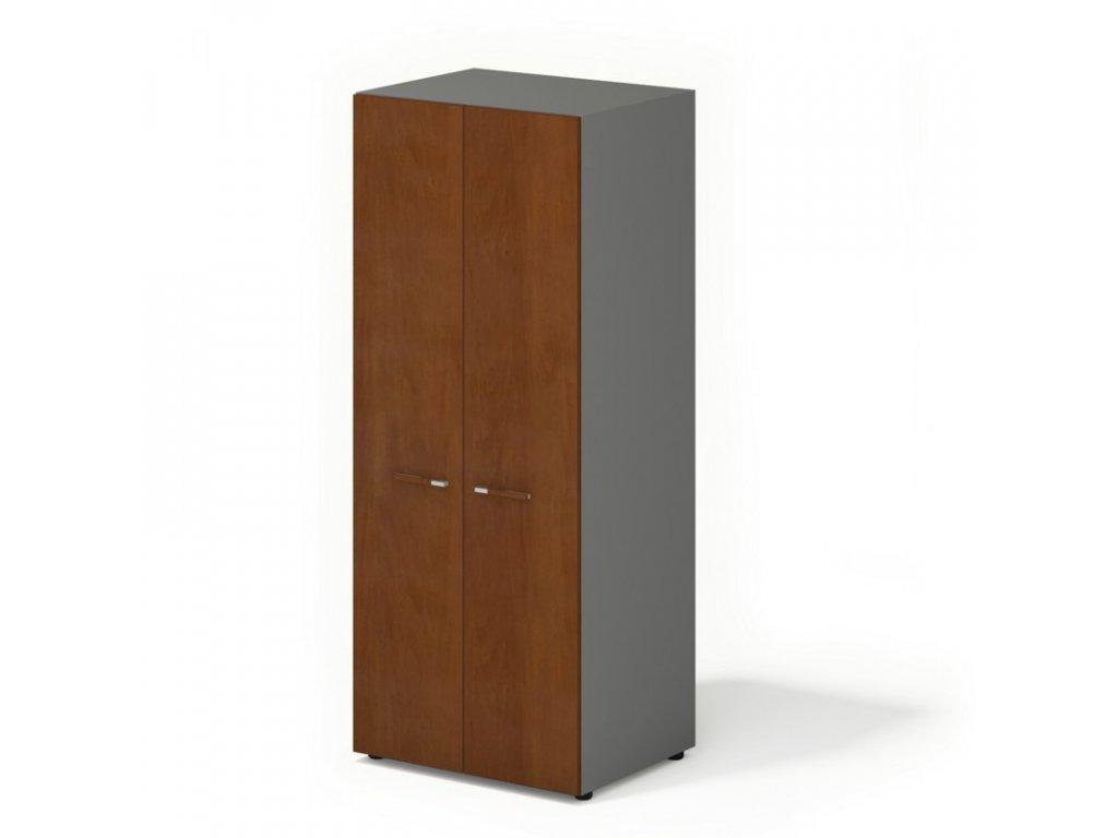 Šatní skříň Wels – 79,8×60,4×196,5 cm