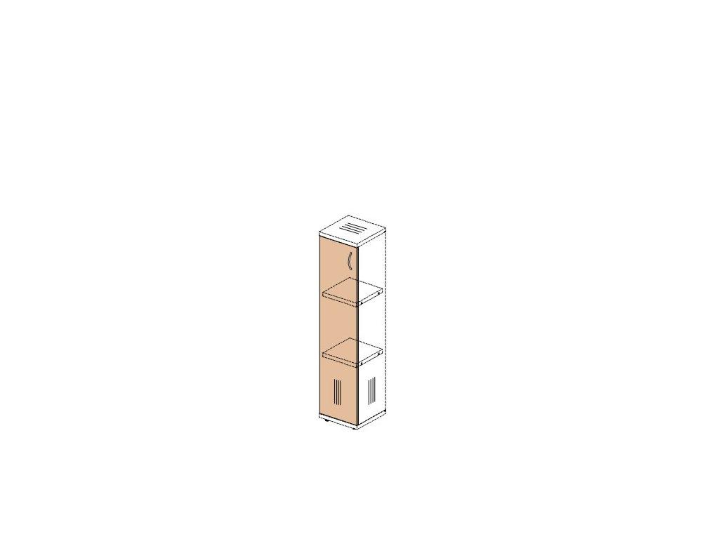 Skříňové dveře Express - DCS42-04