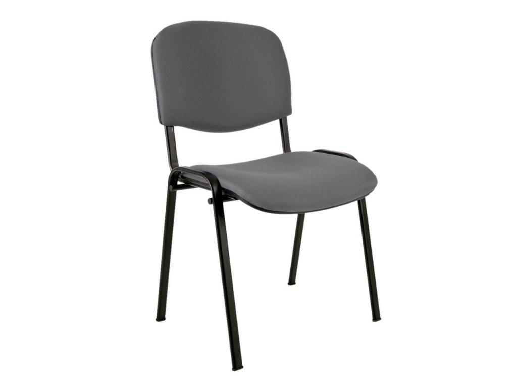 Konferenční židle Taurus - šedá