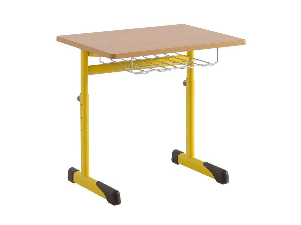 Školní lavice jednomístná JL 41V