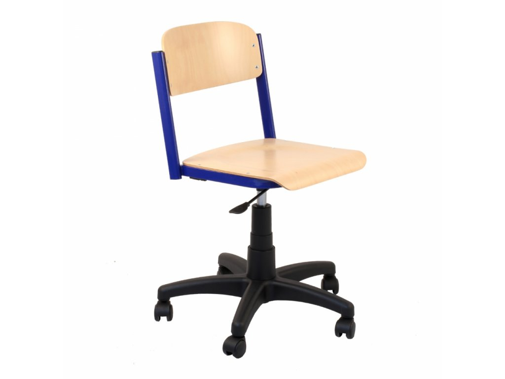 Školní židle otočná Z 41