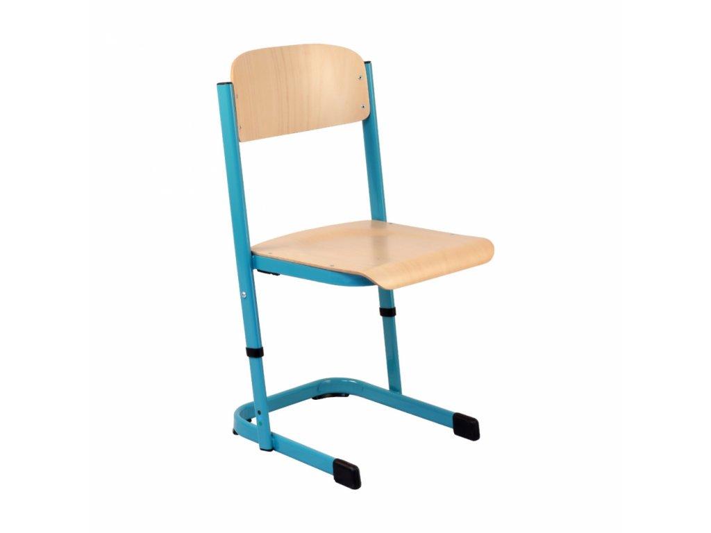Žákovská školní židle Z 21V