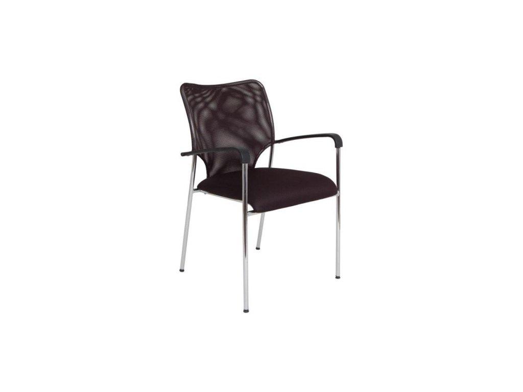 Konferenční židle W-19 - černá