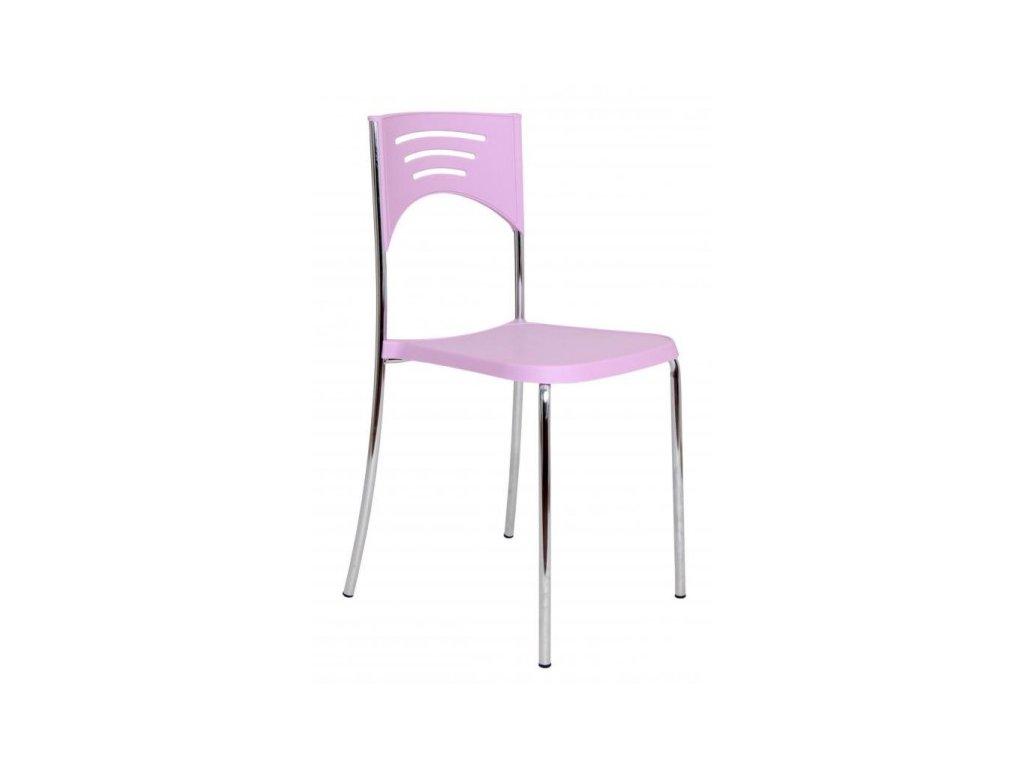 Plastová židle Break