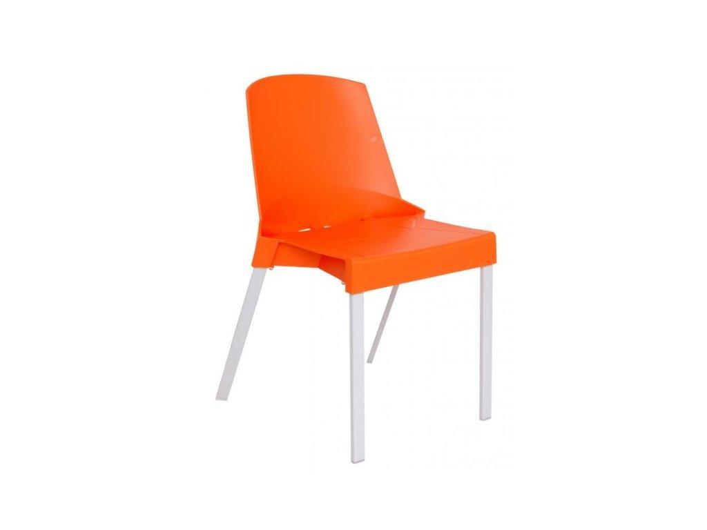 Plastová židle Shine