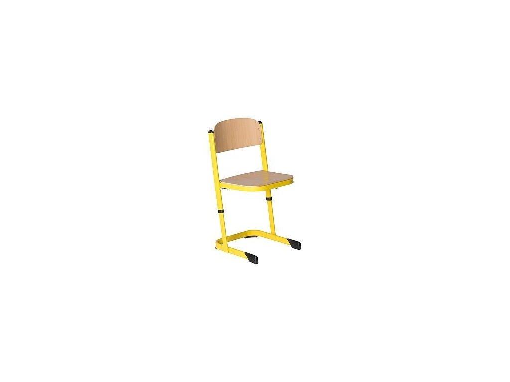 Žákovská školní židle Z 20V