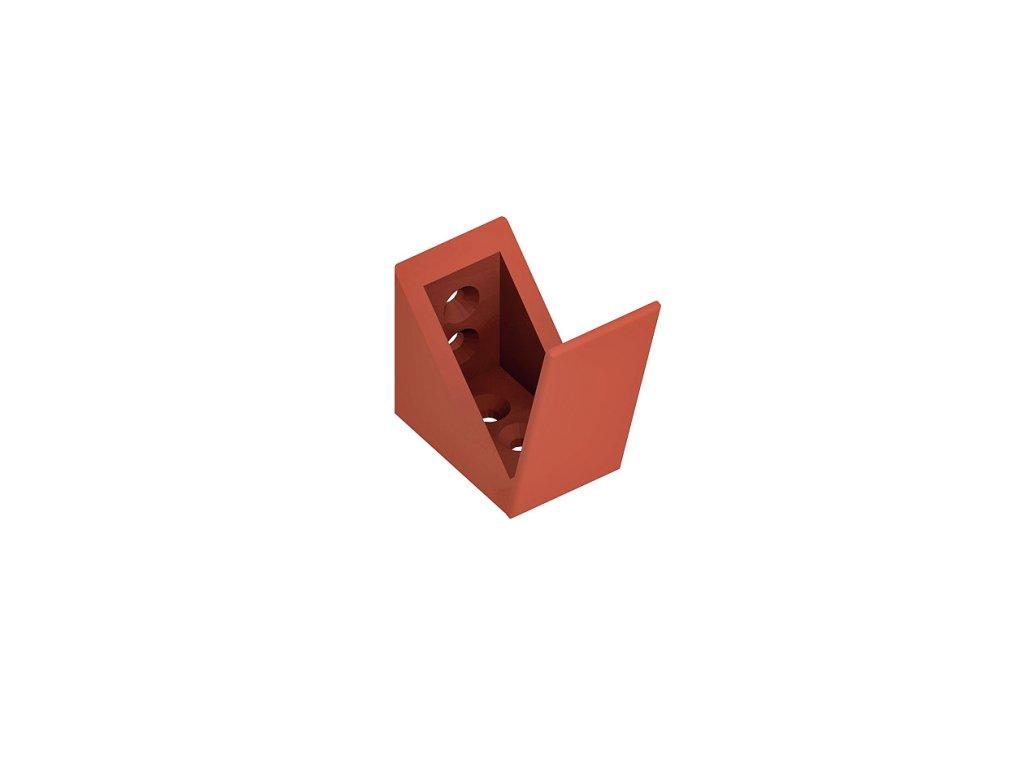 Spojovací plastový trojúhelník SPD