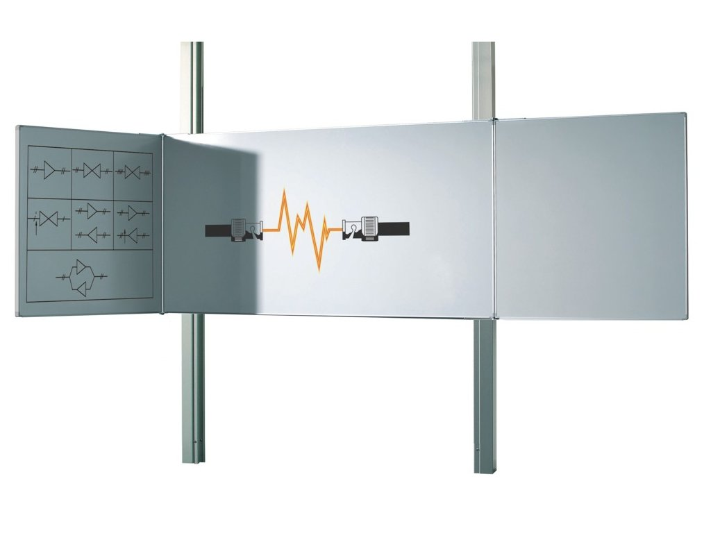 Pylonová tabule Triptych ECO - 200×120 cm