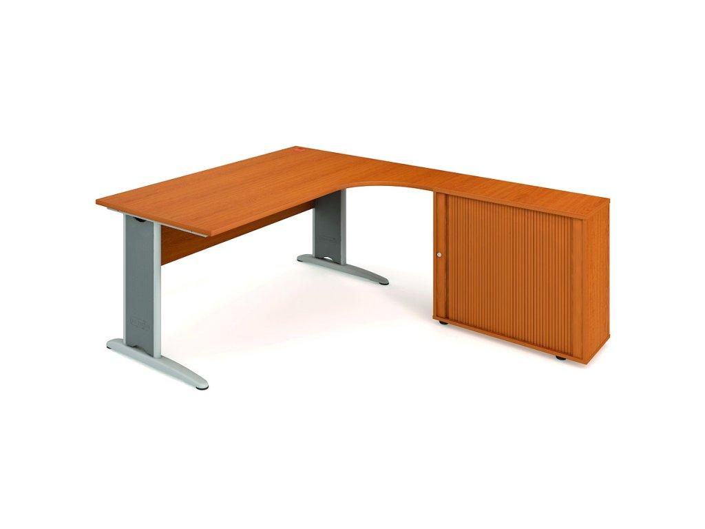 Pracovní stůl CE 1800 HR L
