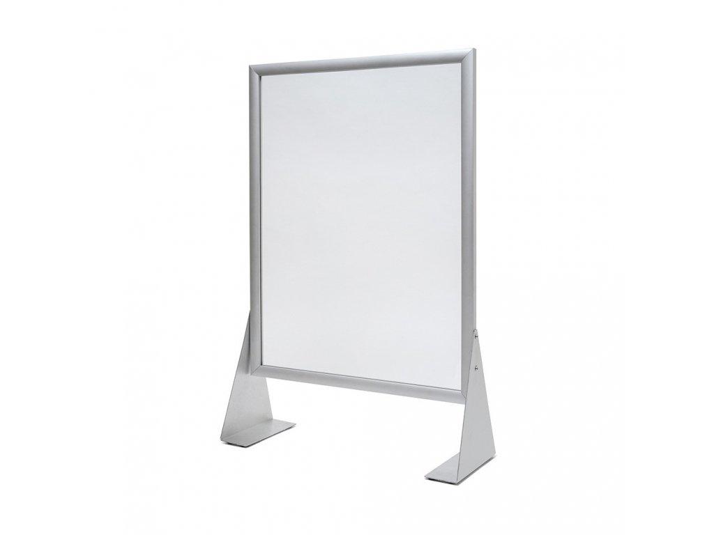 Stěna s rámem - výška