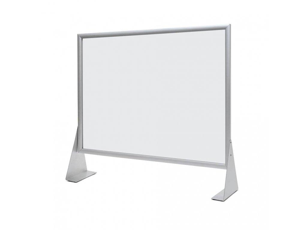 Stěna s rámem -šířka