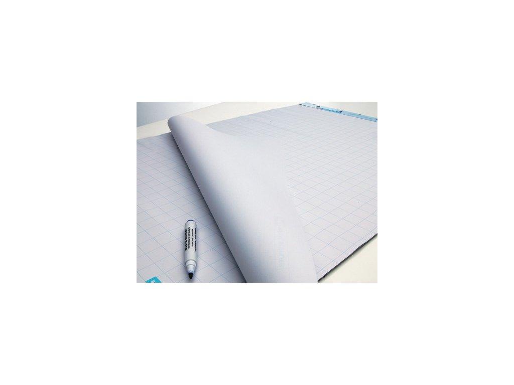 Flipchartové bloky, 5×20 listů (čistý/mřížkovaný)