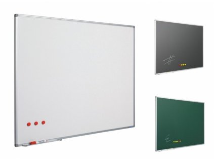 Tabule Softline - 100×100 cm - keramická, barevné možnosti