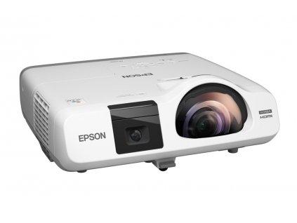 Interaktivní projektor Epson EB-536Wi