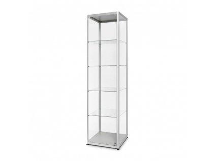 Skleněná prodejní vitrína - VR2-500