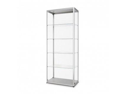 Skleněná prodejní vitrína - VR2-800