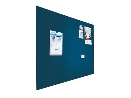 Nástěnka Bulletin Float - modrá 2222