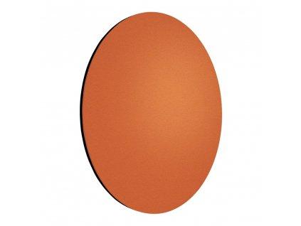 Nástěnka Bulletin Round - oranžová 2216