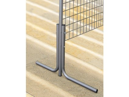 Výstavní mříže - noha