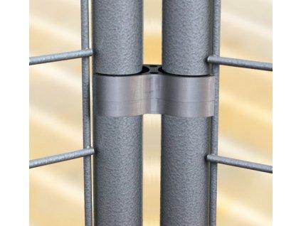 Výstavní mříže - spony