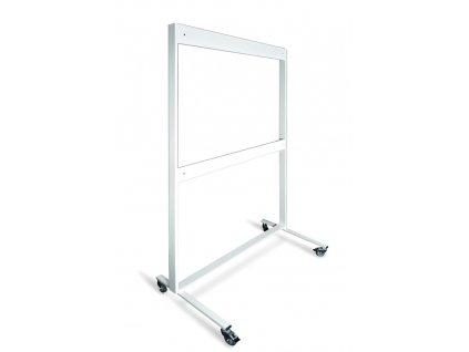 Pojízdný stojan pro křídlové tabule RC 150×120 cm a větší