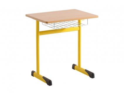 Školní lavice jednomístná JL 41