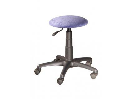 Kancelářská židle Bonbon - koženka