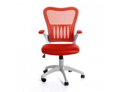 Kancelářské křeslo FLY - červená