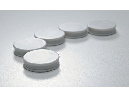 Magnety na skleněné tabule, sada 5 ks