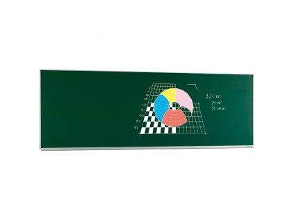 Školní tabule SK-line - 120x400 cm