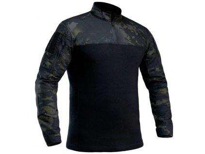 UBACS Bojová košile BARS Gjurza M1 Black Multicam