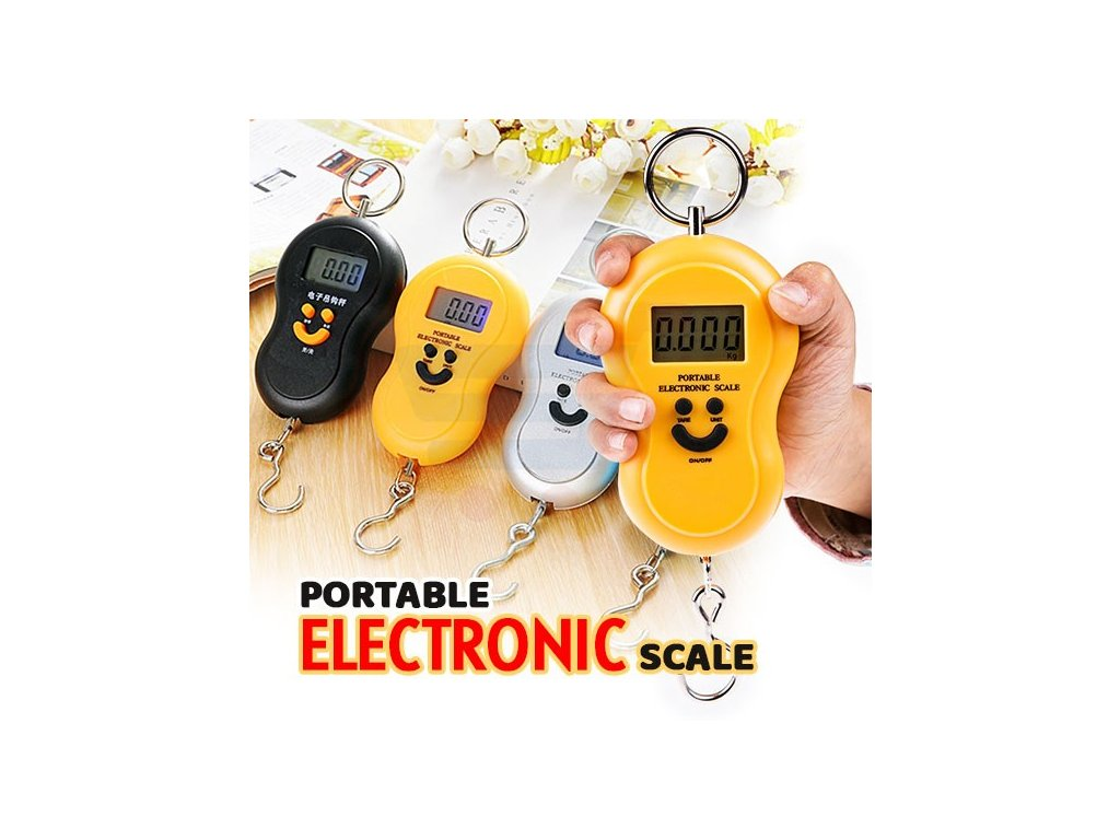 159772726Portable Electronic Scale