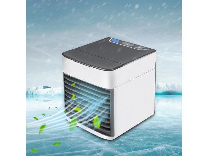 stolni klimatizace air conditioner ochlazeni domu bytu kancelare osobni ventilator vetrak