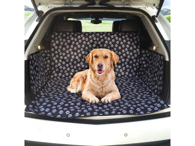 Deka do kufru auta pro psa