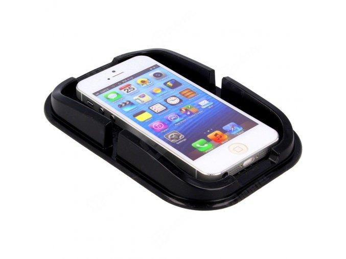 nano podložka do auta na telefon s držákem na telefon dárek pro řidiče brno skladem eshop vašenebe  eng pl Non slip mat NANO PAD car 4080 3