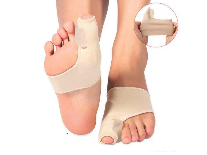 bandaz vboceneho palce srovnani vboceny palec korekotr palce bandage