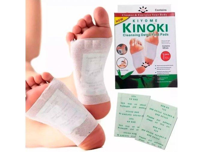 parches desintoxicantes para pies kiyome kinoki 10 pz D NQ NP 620728 MLM32529657625 102019 F (1)