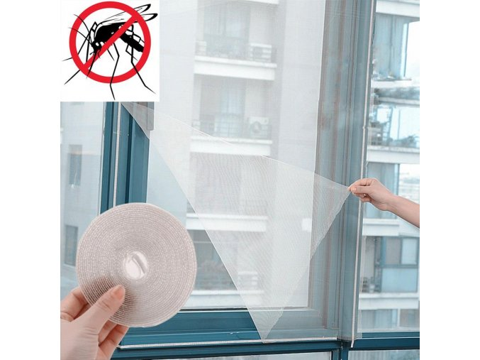 150130cm Large Window Mosquito Net White Anti Mosquito Bug Insect Net Window Cur 800x800