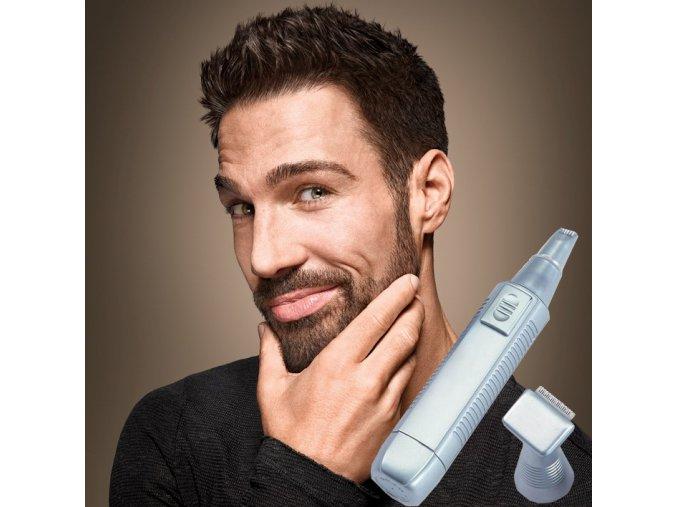 zastřihovač zastřihávač zastřihovací strojek chloupků chloupky v nose v uších strojek 1