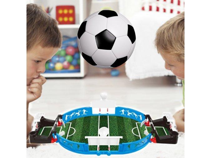 stolni fotbalek na doma domaci mini fotbal pinball hra pro deti fotbalisty darek na vanoce k narozeninam brno skladem levně