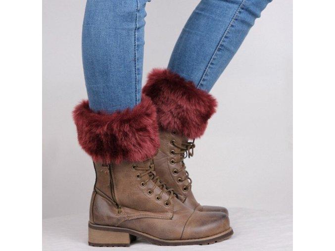 návleky na boty na nohy na ruce kožešina s kožešinkou skladem levně česko cz eshop brno vašenebe H81051e6b8a0643cf8b24294b9fec03f2l